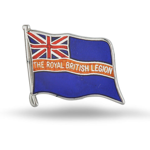 MEMBERS Flag Badge