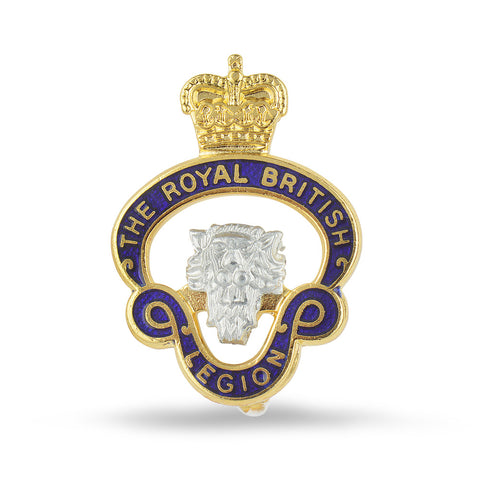 MEMBERS Badge brooch fitting