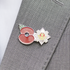Poppy Service Pin Royal Scots