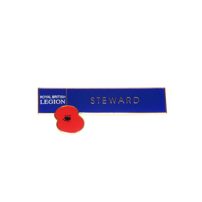 MEMBERS Steward Badge