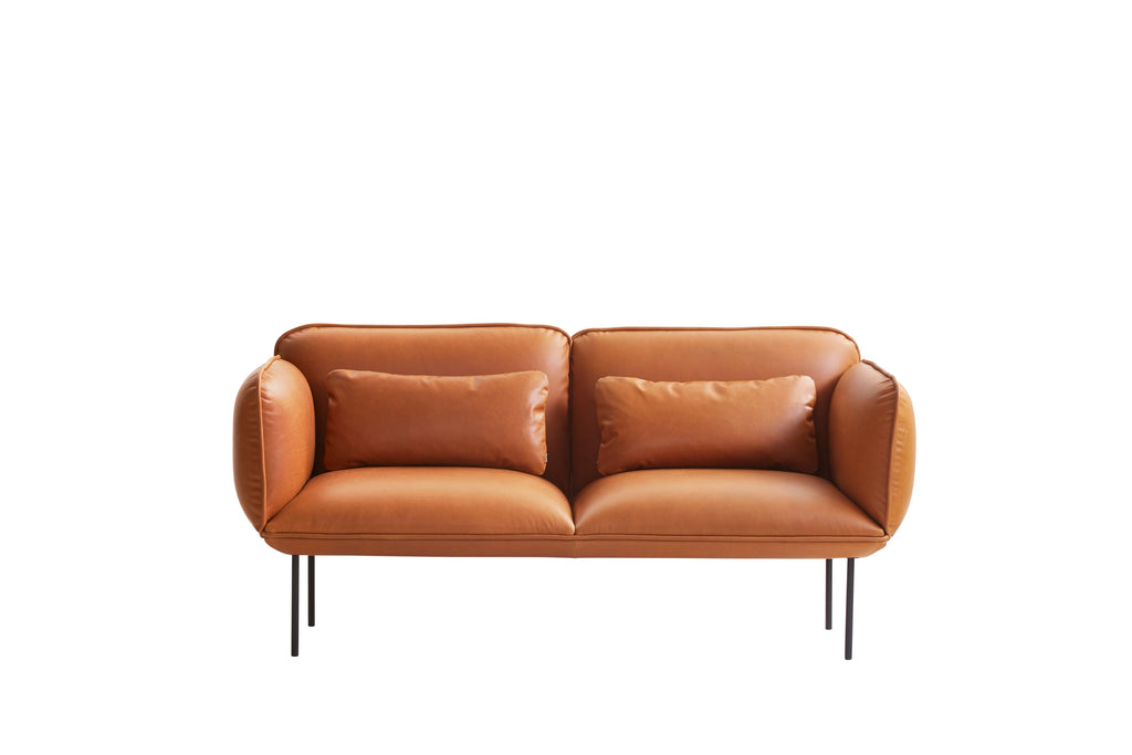 Nakki 2 Seater - Leather
