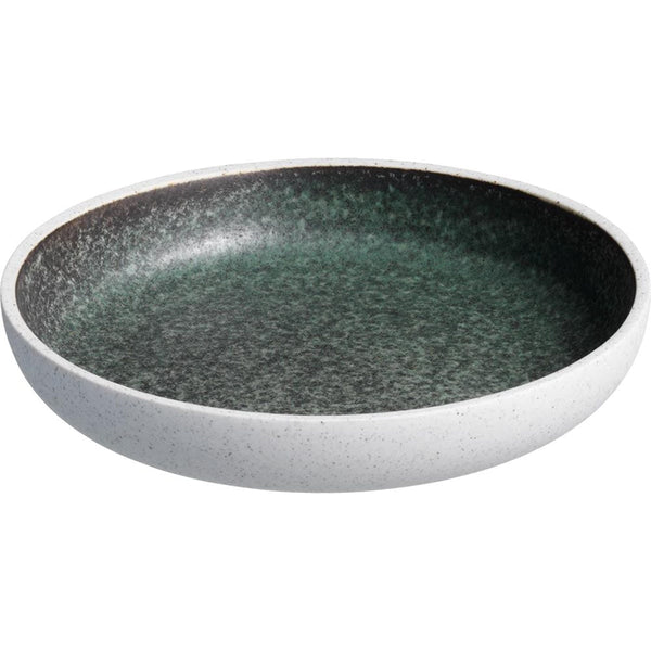 Salt Plate Ø17, Green - Set of 6