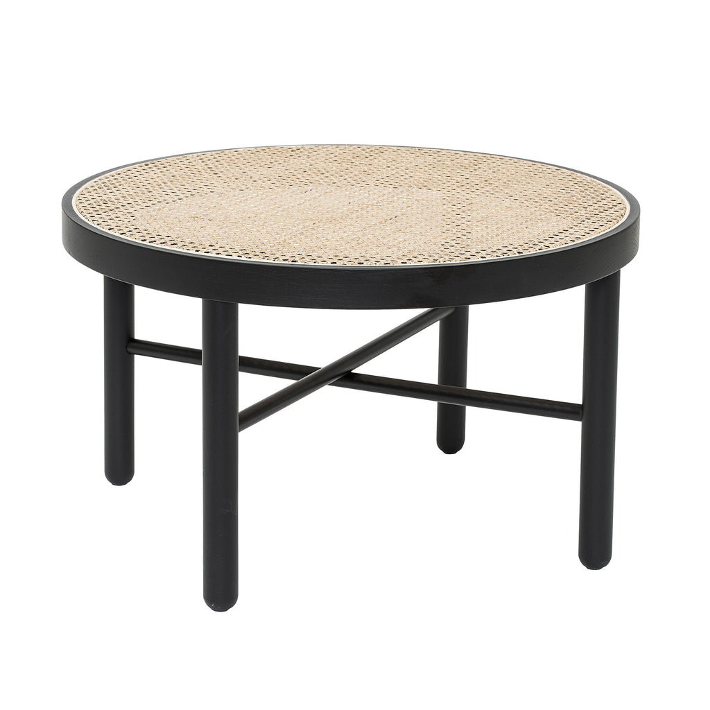 Luna Coffee Table Beech, Black