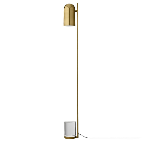 Luceo Floor Lamp - Gold