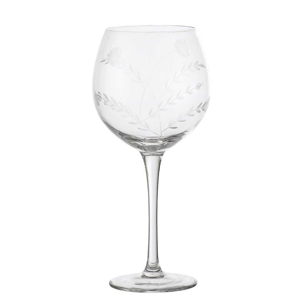 Wine Glass Clear - Set of 2