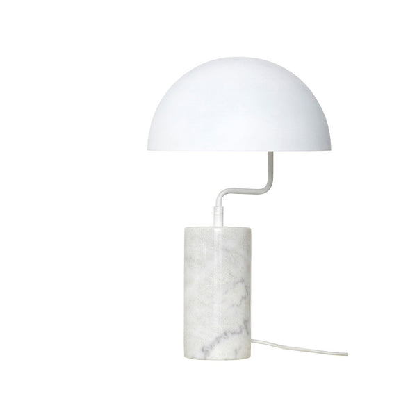 Table Lamp - Marble
