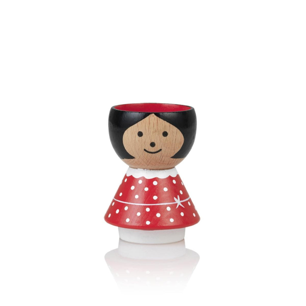 Girl Egg Holder, Red