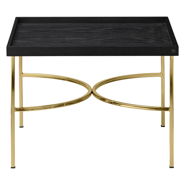 Unity Table, Black & Gold