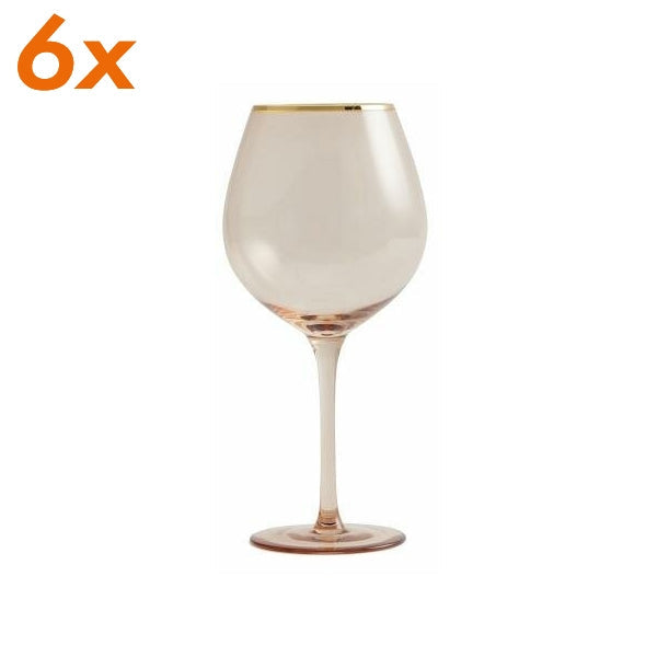Goldie Wine Glass - Set of 6