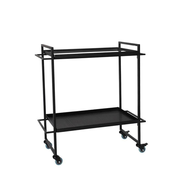Bauhaus Trolley, Black