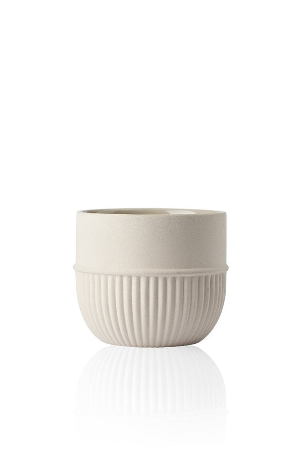 Root Cup, Small - Beige