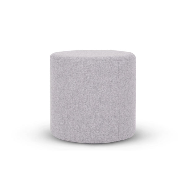 Folk Pouf, High - Wool