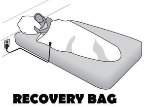 Grounding Recovery / Sleeping Bag - (100 cm × 210 cm)