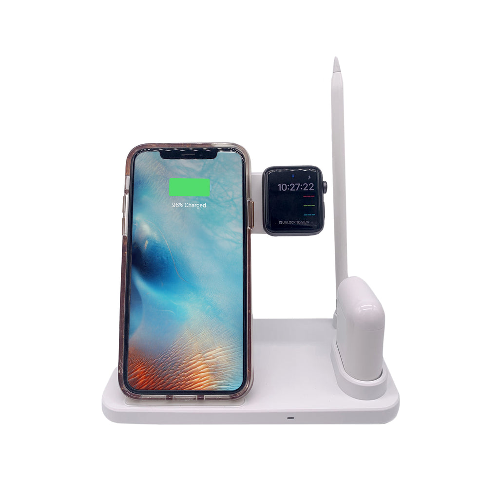 4 in 1 wireless charging station best buy for multiple devices