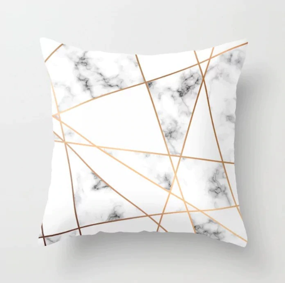 Marble Pillow Collection