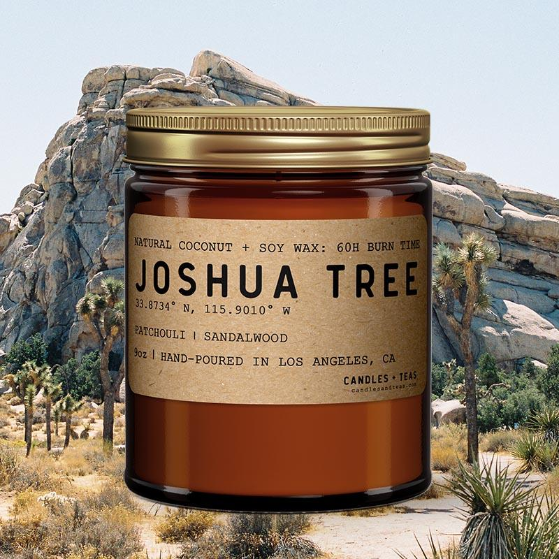 Joshua Tree Scented Candle