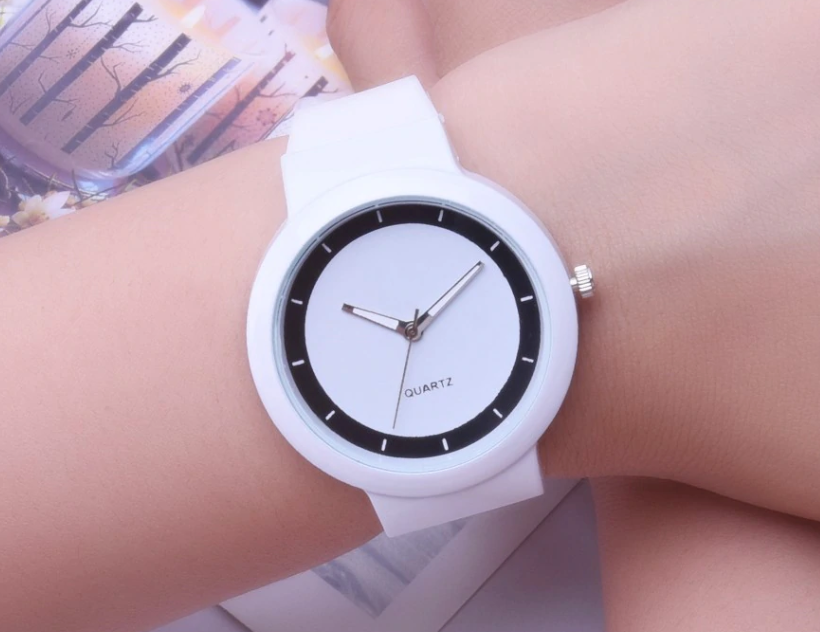 Jelly Silicone Watch