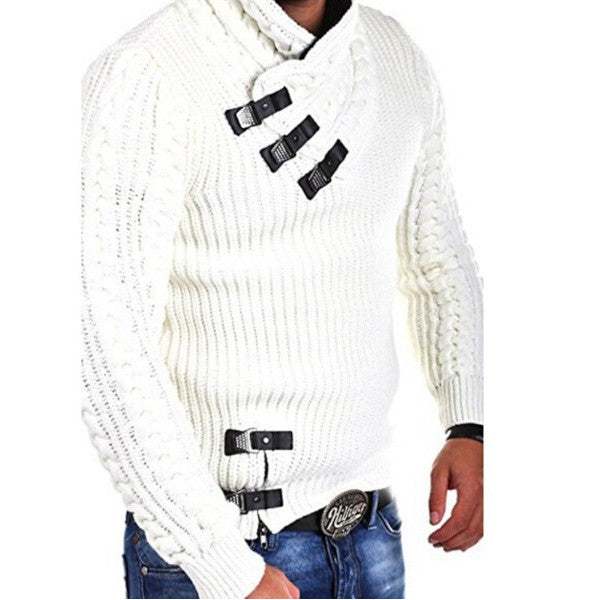 Stylish Knit Sweater