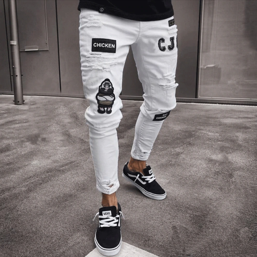 Stylish Spring Jeans
