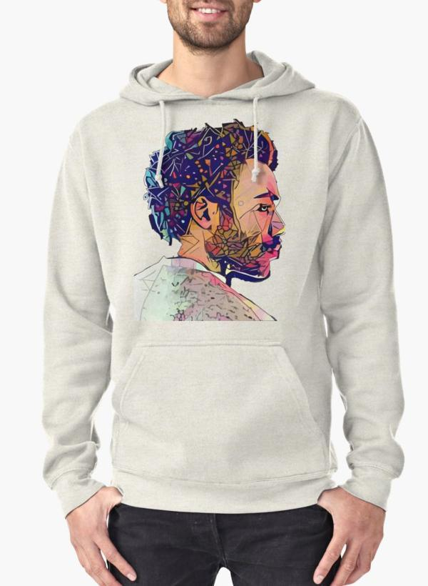 Abstract Gambino Hoodie