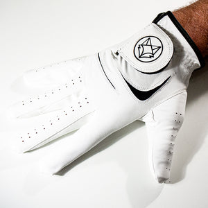 Synthetic Leather golf glove