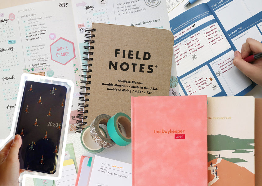 New Year, New Journals: Our 2020 Journal Systems