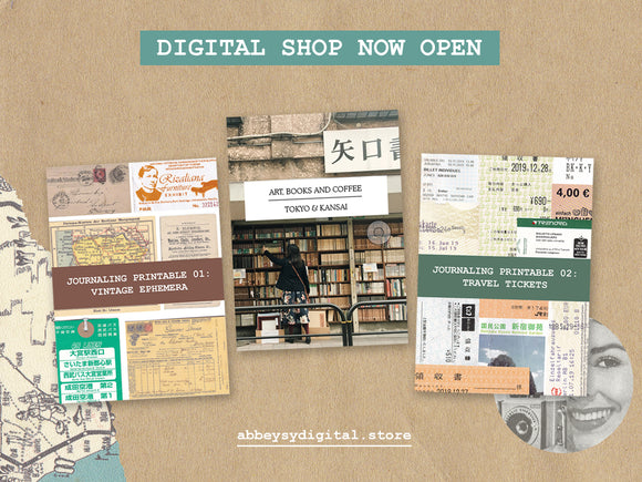The Digital Shop Is Now Open!