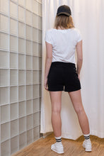 Load image into Gallery viewer, Terry Shorts for Women Black