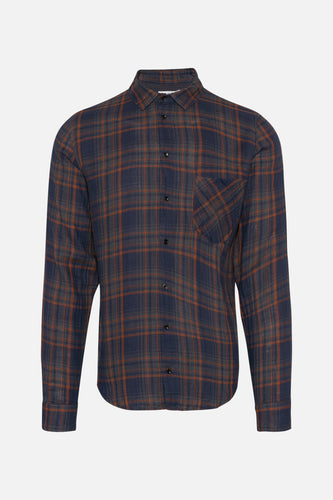 Cane Checked Shirt