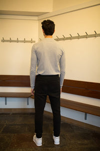 Ripple Pant Men Black