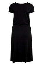 Load image into Gallery viewer, Dharma Tencel Dress Black