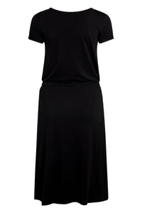 Dharma Tencel Dress Black