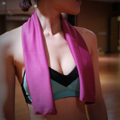 Travel Towel - For Those That Like To Keep Fit Whilst Travelling