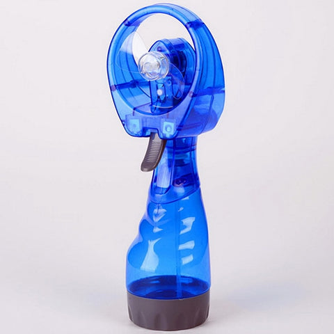 Portable Water-Spraying Fan
