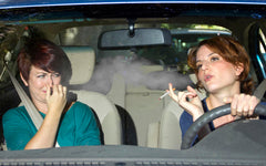 Get Rid Of Smoke in Cars