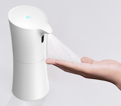 Touchless Cleanser Dispenser