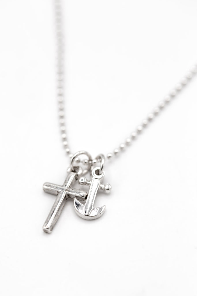 Anchored necklace