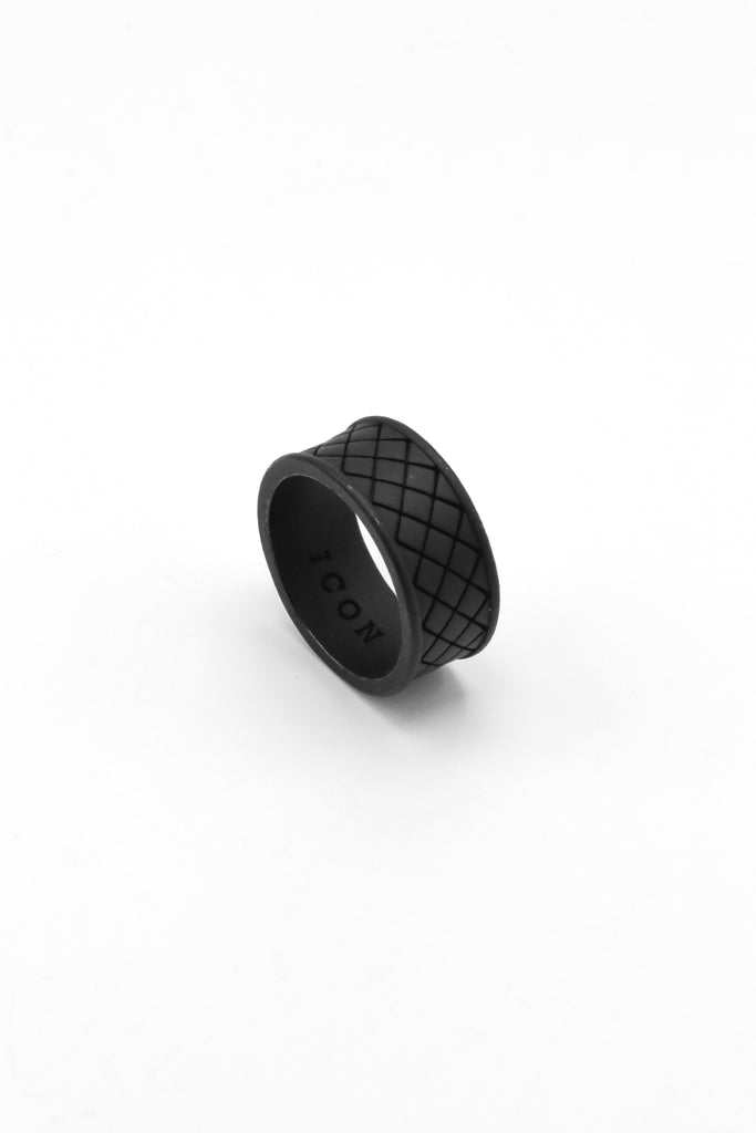 Strip Weave Ring