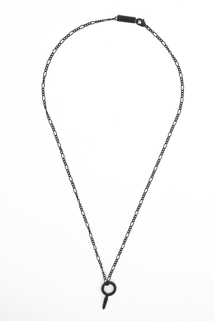 Conversational Industry necklace