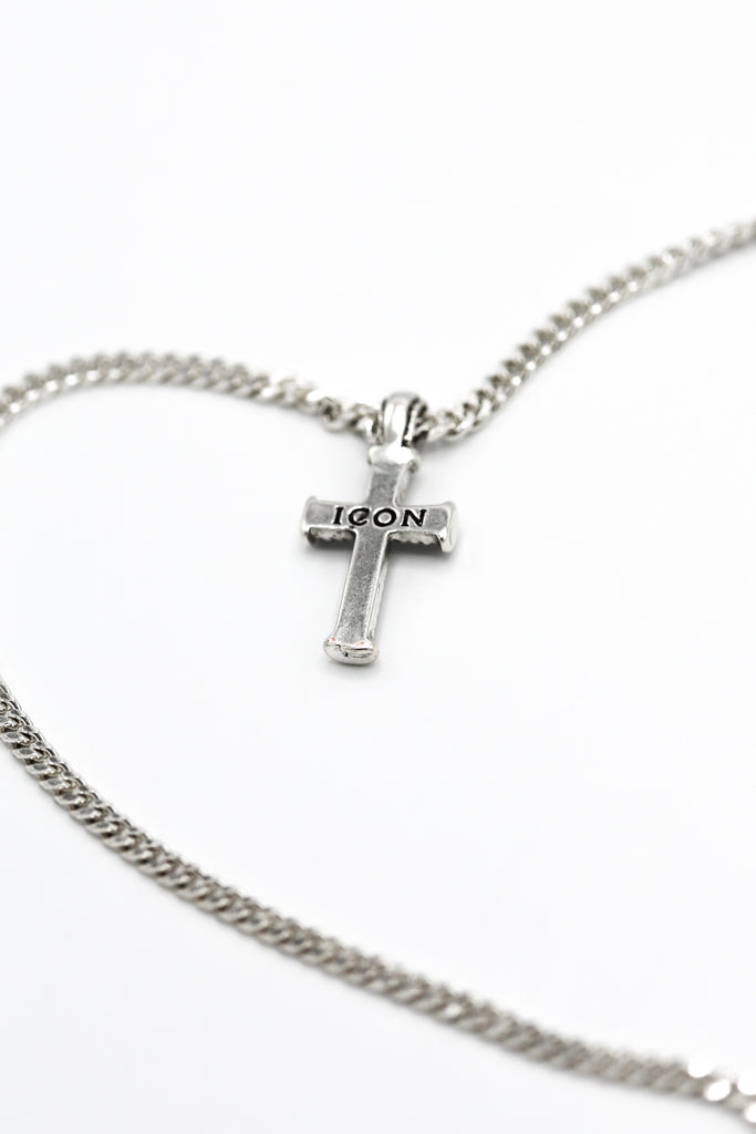 Mini Cross To Bear necklace