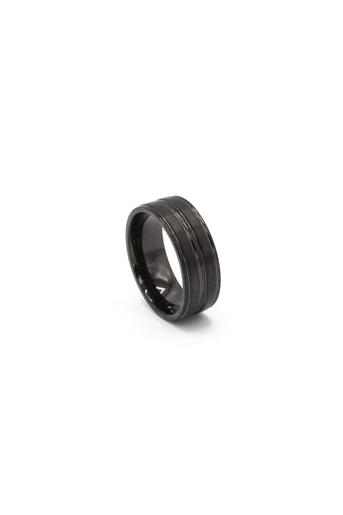 The Black Band ring