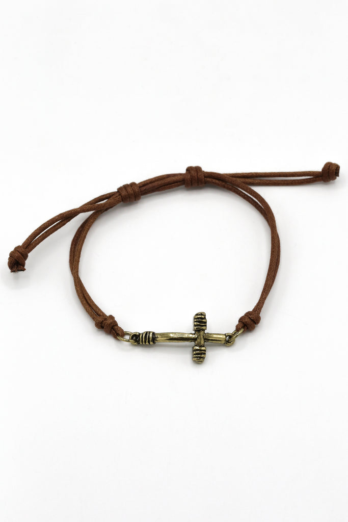 Cross It Off Bracelet