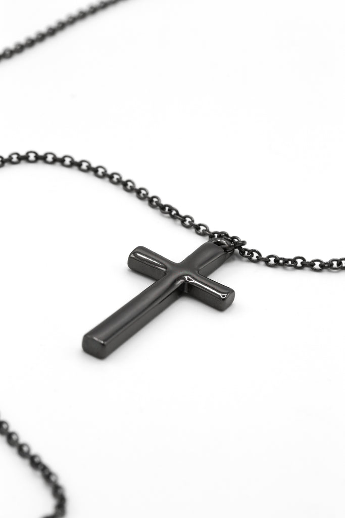 Cross Town necklace