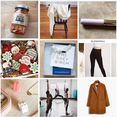 Alexandra Cooks Gift Guide features THE BREAK /// Active Rings