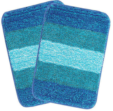 Saral Home Soft Microfiber Anti-Skid Bath Mat