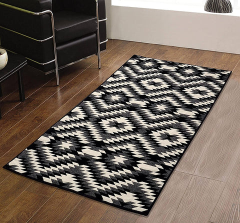 Saral Home Modern Mat (Cotton, 80X130CM)