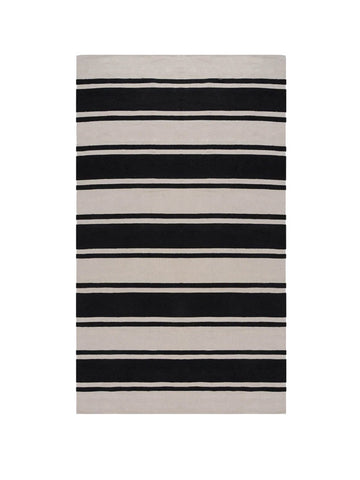 Saral Home Vivid 100% Cotton Striped Dhurrie