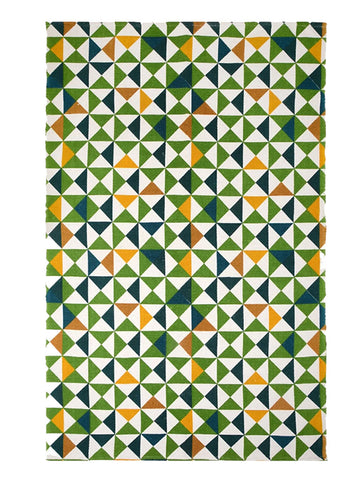 Colored Firki Rug(120X180 CMS)