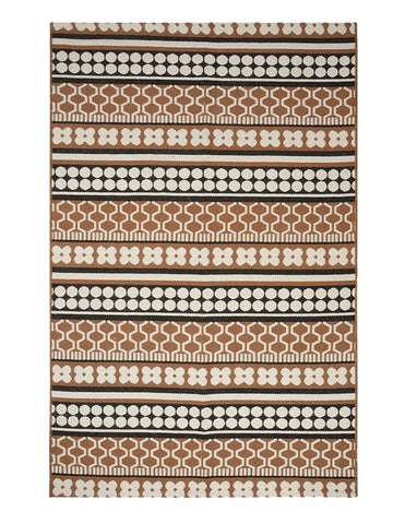 Saral Home 100% Cotton Multi Purpose Rugs-90x150 cm
