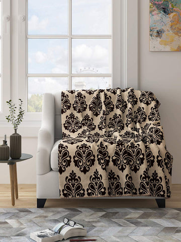 Saral Home Medallion Sofa Throw